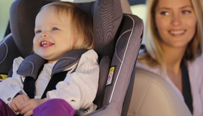 sensore auto bambini